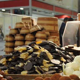 Colico, Il cioccolato apre le feste  Arriva il week end goloso