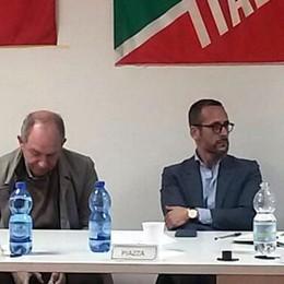 Galli, Tentori, Tallarita  Forza Italia punta al Comune
