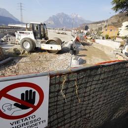 """""""Riparte"""" la Lecco Bergamo  C'è l'intesa per il rilascio del cantiere"""