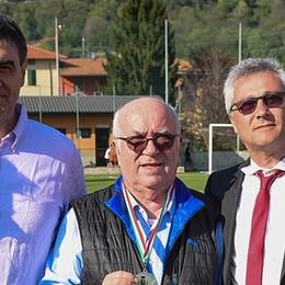 Festa Pontelambrese  Anche Tavecchio  brinda all'Eccellenza