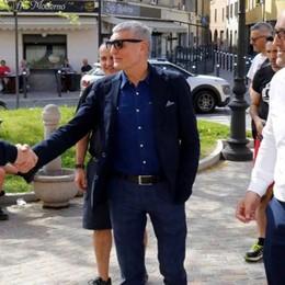Oggiono, Oliva: «Abbiate coraggio  È un pugno a bullismo e criminalità»