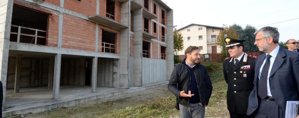 Lo scandalo della caserma di Oggiono  Finisce in Tv con il peggio dell'Italia