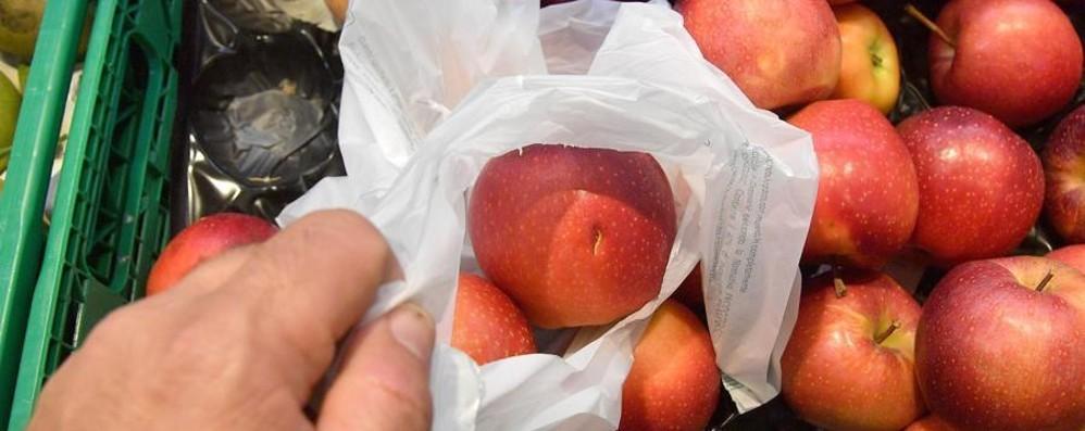 La sentenza: i sacchetti bio  si possono portare da casa