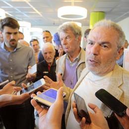 L'appello del presidente Di Nunno:   «Domenica voglio lo stadio pieno»