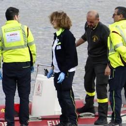 Pescate, cadavere nel lago Lo recuperano i Vigili del fuoco