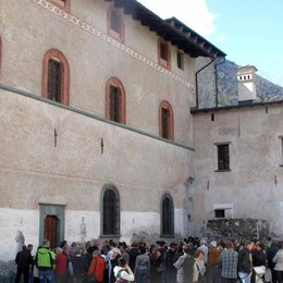 Documentari e film  Tutti al cinema  a Castel Masegra