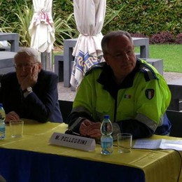 Protezione civile della Brianza in festa  Zamberletti: «Siete un bene prezioso»