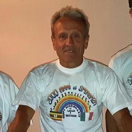 Scialpinista morto in Val d'Aosta  «Papà stava facendo   quello che amava tanto»
