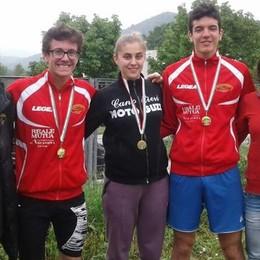 Tre alfieri Guzzi ai Campionati europei