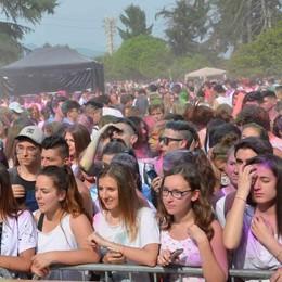 Holi trip a Brugarolo  Un'invasione di teenager