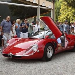 Concorso di Eleganza Quante splendide regine con le vecchie Formula 1