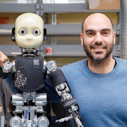 Noi e gli amici robot Stasera il futuro a Lecco
