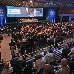 Popolare Sondrio, il presidente Venosta: «Sulla Spa ci adegueremo a legge»