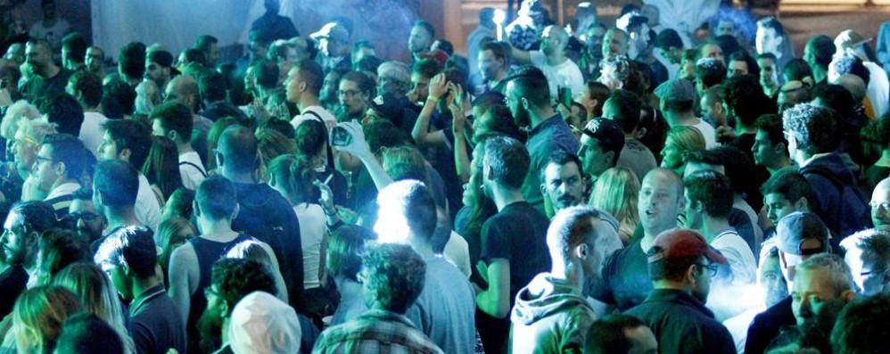 Attesi in trentamila  alla festa Nameless