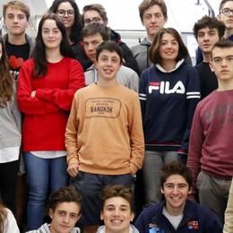 Gli studenti del Badoni     campioni di matematica