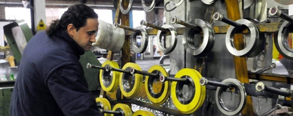 Le aziende puntano sull'export  Cresce la domanda di assistenza