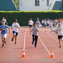 Oggiono, oltre mille ragazzi  alle Festa dello Sport