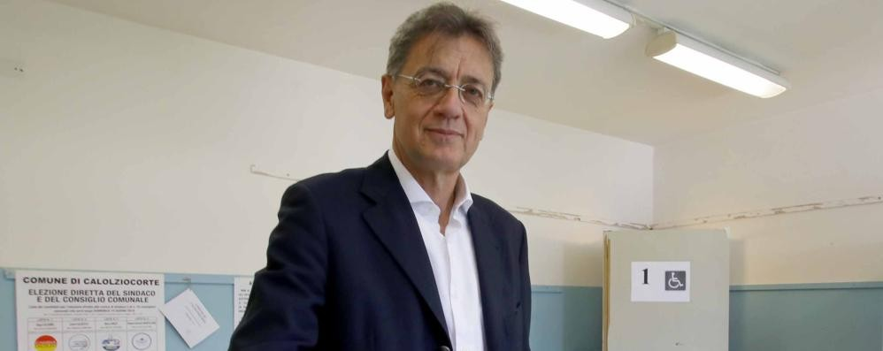 Calolzio passa al centrodestra Marco Ghezzi nuovo sindaco