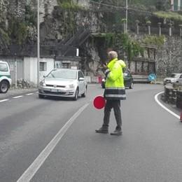 Frana di Argegno: lavori finiti  Via il semaforo dopo 9 mesi