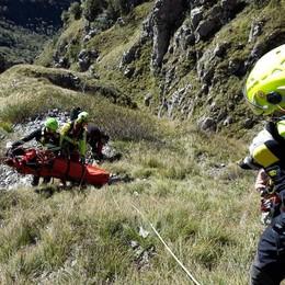 Estate, troppi incidenti in montagna  Una domenica dedicata alla sicurezza