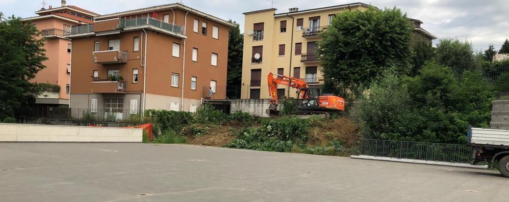 Nuova piazza, sei mesi di cantiere  «Avremo uno spazio a misura d'uomo»
