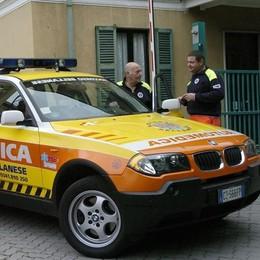 «Quasi mezz'ora per un'emergenza  E soccorsi arrivati su un'auto privata»