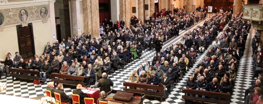 Mons. Cecchin se ne va  Quattro candidati  per l'incarico di prevosto