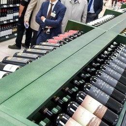 Giovane arrestato  per il furto di champagne