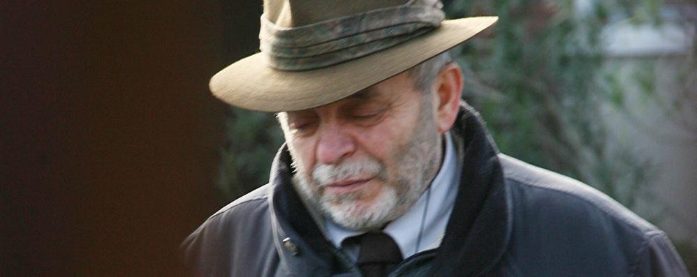 Morto Castagna  Ci insegnò  a perdonare