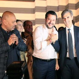 «Salvini può dare la scossa al Paese»