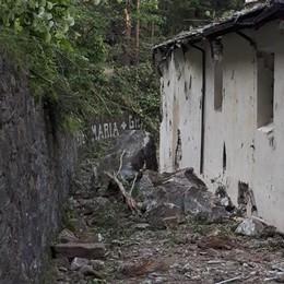 Frana Gallivaggio, più vicina l'apertura del bypass: «Per salvare la stagione turistica»