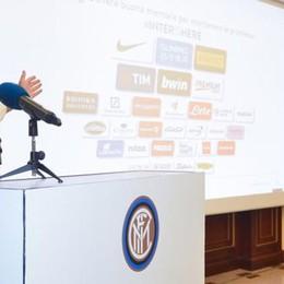Gattinoni gioca con l'Inter  La partita con gli sponsor