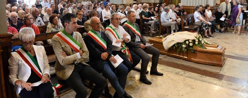 Cortenova, addio a don Luigi Melesi   «Il prete sempre con gli ultimi»