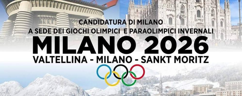 Olimpiadi 2026: Italia è candidata, una commissione Coni esaminerà i 3 dossier