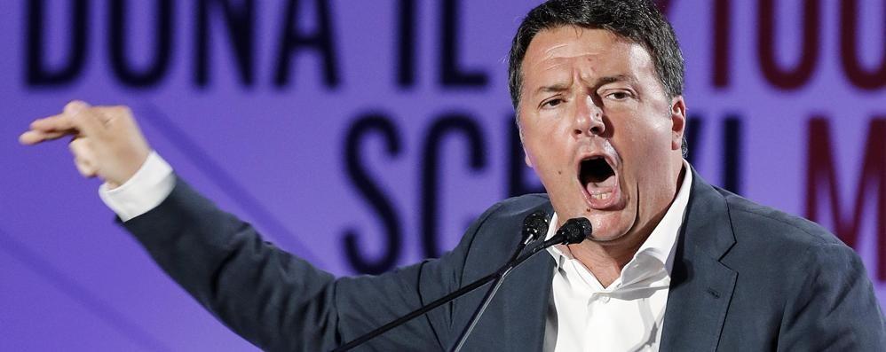 Pd, serve un Renzi  per far fuori Renzi