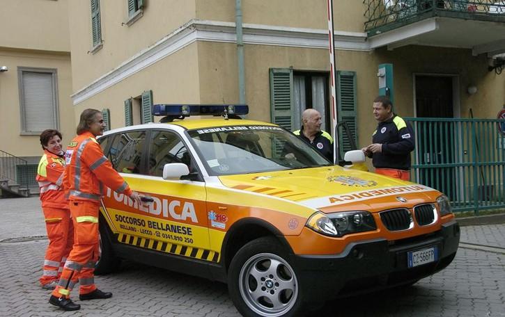 Taceno, auto infermieristica  dal 1 agosto in servizio