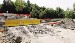 Annone, deserto il cantiere per il ponte   L'Anas: «I lavori riprendono a giorni»