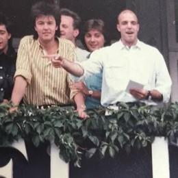 Paul Young, la star inglese  che ha Bellagio nel cuore