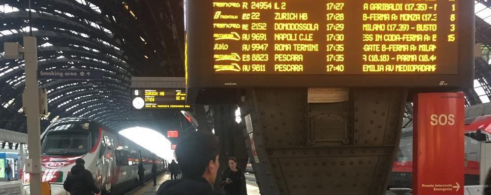 Treni, la Regione presenta il piano  Intanto ieri soppressioni e altri ritardi