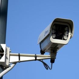 Grande Fratello, il progetto è pronto  Comune sorvegliato da 23 telecamere