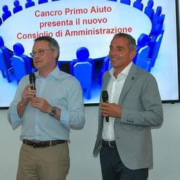 Plinio Vanini torna presidente di Cancro Primo Aiuto