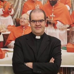 «A Lecco cercherò di essere   un po' come Fra' Cristoforo»