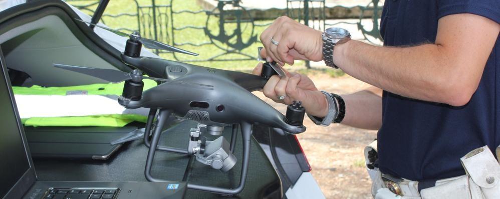 Calolzio, il trasloco del mercato  Sarà il drone a convincere gli esercenti
