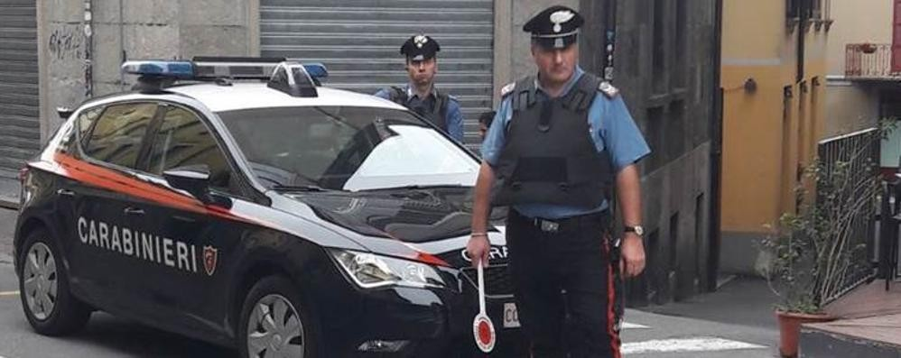 Estorsione a Cantù Due arresti dei carabinieri