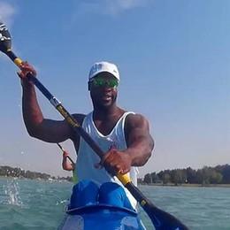 Dervio, In canoa in Portogallo   per i Campionati Mondiali