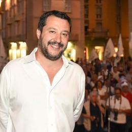 """""""Diciotti"""": Salvini indagato  «Vergogna, ma non ci fermeranno»"""