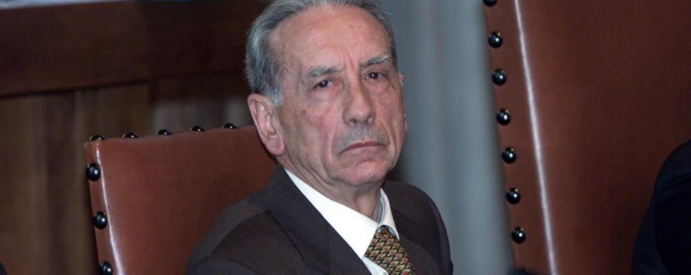 Lutto in Valle: morto il senatore Eugenio Tarabini