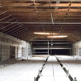 Il cine-teatro sarà più moderno e sicuro   Avanza il cantiere, serve ancora un mese