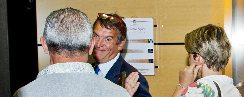 Fallimento del Casinò  Salmoiraghi ricorre e attacca:  «Colpa del commissario»