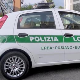 Erba, oltre ai carabinieri mancano vigili  «Prendiamone due a Campione»